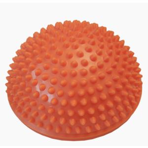Masážny pologuľa Yate 16 cm oranžová
