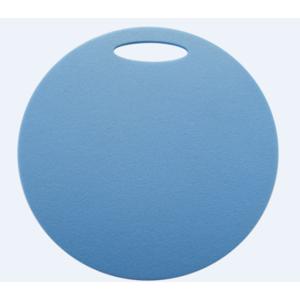 Sedadlo Yate guľaté 1 vrstvové priemer 350 mm sv. modré, Yate