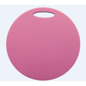 Sedadlo Yate guľaté 2 vrstvové priemer 350 mm modrá / ružová, Yate