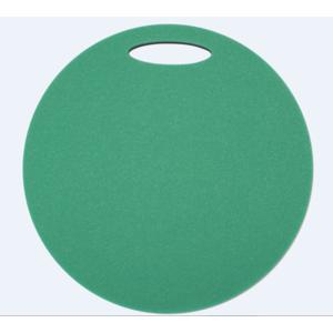 Sedadlo Yate guľaté 2 vrstvové priemer 350 mm zelená / čierna, Yate