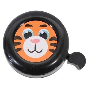 Zvonček na kolo detský Compass TIGER, Compass