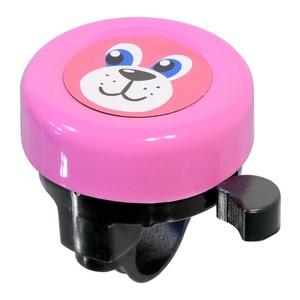 Zvonček na kolo detský Compass BEAR, Compass