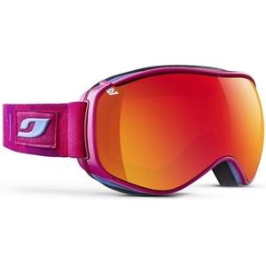 Lyžiarske okuliare Julbo Ventilate Cat 3, pink fluo kaleido, Julbo