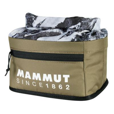 Vrecko s horčíkom Mammut Vrecko Boulder Chalk dark hlina, Mammut