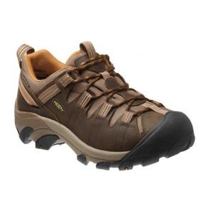 Topánky Horlivý Targhee II WP M, cascade brown / brown sugar, Keen