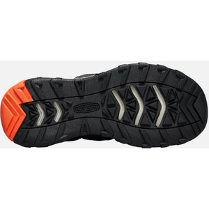 Sandále Keen NEWPORT NEO H2 JR, magnet / spicy orange, Keen