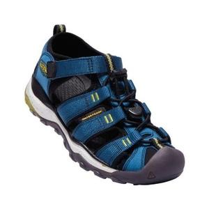 Sandále Keen NEWPORT NEO H2 K, legion blue / moss, Keen
