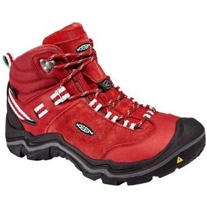 Pánske topánky Keen Wanderer MID WP W chili pepper / gargoyle, Keen