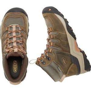 Dámske topánky Keen Gypsum II MID W, cornstock / gold coral, Keen