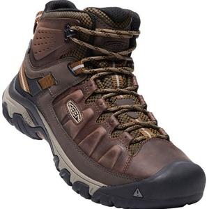 Pánske topánky Keen Targee III MID WP M, big ben / golden brown, Keen