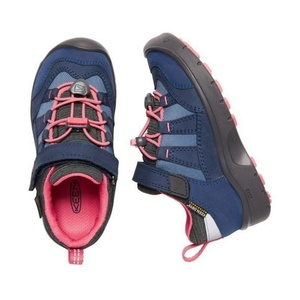 Detské topánky Keen Hikeport WP Jr, dress blues / sugar coral, Keen