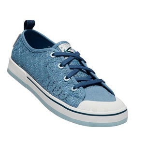 Dámske topánky Keen Elsa II Sneaker Crochet W, provincial blue / sterling blue, Keen