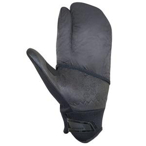 Zimné rukavice Chiba Overflap, čierna, Rogelli