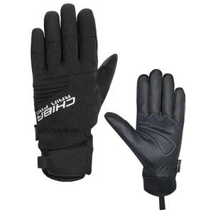Zimné rukavice Chiba Rain Touch, čierna 3120018.1010., Rogelli
