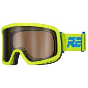 Lyžiarske okuliare Relax Plane HTG05A žltá, Relax