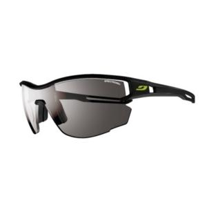 Slnečný okuliare Julbo LOOP AERO SP3, black/black logo yellow, Julbo