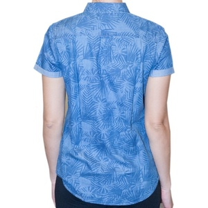 Košeľa Lee Ultimate SS Delft blue, Lee