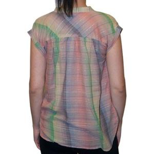 Košeľa Wrangler Olivia S/S shirt Faded rose, Wrangler