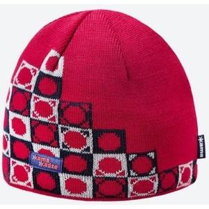 Pletená Merino čiapka Kama K57 104 červená, Kama