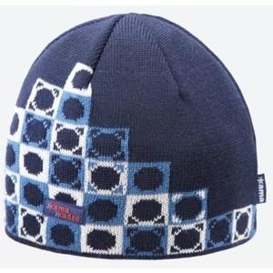 Pletená Merino čiapka Kama K57 108 tmavo modrá, Kama