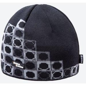 Pletená Merino čiapka Kama K57 110 čierna, Kama