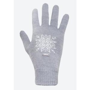 Pletené Merino rukavice Kama R104 109 svetlo sivá, Kama