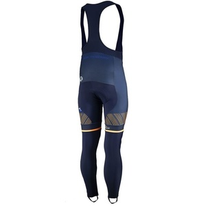 Exkluzívne cyklistické nohavice Rogelli Ritmo 002.262. modro-oranžová, Rogelli