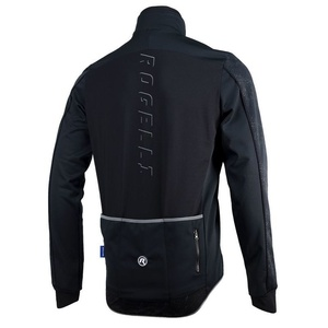 Pánska softshellová bunda Rogelli RENON 3.0., 003.038. čierna, Rogelli