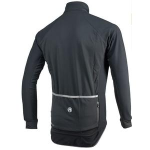 Pánsky cyklistický dres Rogelli All Seasons, 004.023. čierny, Rogelli