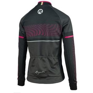 Dámsky cyklodres Rogelli Bella, 010.158. čierno-ružový, Rogelli