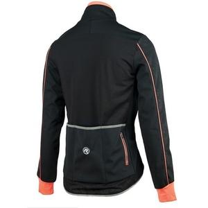 Dámska cyklistická bunda Rogelli Camilla 3.0, 010.308. čierno-ružová, Rogelli