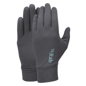Dámske rukavice Asolo Flux Liner Glove Women's, Rab