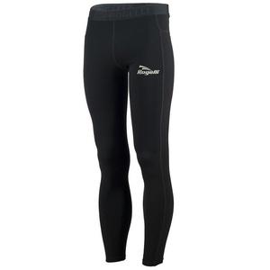 Pánske bežecké nohavice Rogelli Power, 800.007. čierne, Rogelli