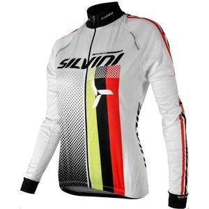 Dámsky cyklistický dres Silvini TEAM WD834 white, Silvini