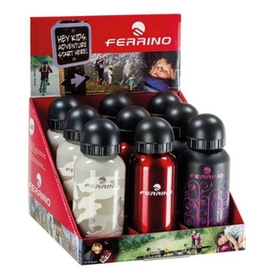 Detská fľaša Ferrino Grind Kid black, Ferrino