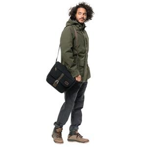 Mestská taška Jack Wolfskin Camden Town, black 6000, Jack Wolfskin