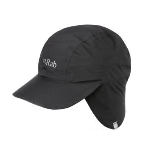 Čiapky Rab Latok Cap black / bl, Rab