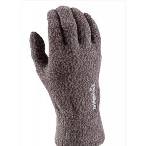 Rukavice Bridgedale Merino Glove brown/0001, bridgedale
