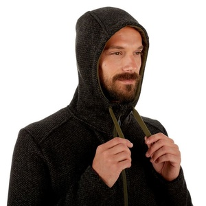 Pánska bunda Mammut Chamuera ML Hooded Jacket, dark iguana, Mammut