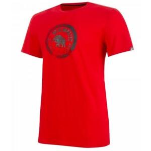 Pánske triko Mammut Seila T-Shirt, 3503 magma-titanium, Mammut