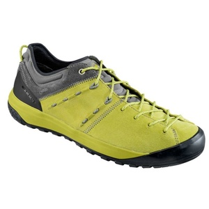 Topánky MAMMUT Hueco Low GTX ® Men, 1239 dark citrón-grey, Mammut