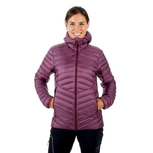 Dámska bunda Mammut Broad Peak IN Hooded, 40007 grape-beet, Mammut