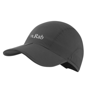 Čiapky Rab Spark Cap black / bl, Rab