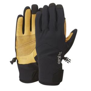 Rukavice Rab Velocity Glove RAB black / bl, Rab