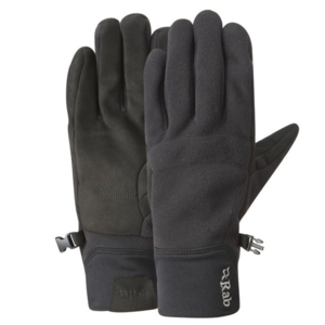 Rukavice Rab Windbloc Glove black / bl, Rab