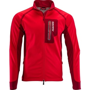 Pánska softshellová bunda Silvini Anteo MJ1301 red, Silvini