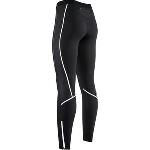 Dámske elastické zateplené nohavice Silvini RUBENZA WP1315 black, Silvini