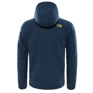 Mikina The North Face M ZERMATT FULL ZIP H SHADY BLUE Hthr CF98HKW, The North Face