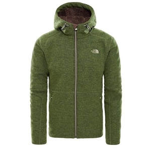 Mikina The North Face M ZERMATT FULL ZIP H FOURLEAFCLVRHTR CF981LR, The North Face
