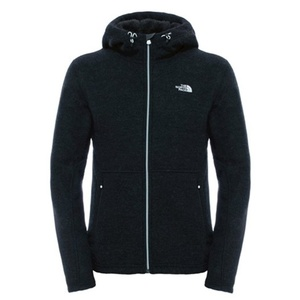 Mikina The North Face M ZERMATT FULL ZIP H TNFBLACKBLCKHTR CF98KBN, The North Face